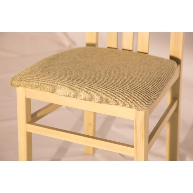 Color de sillas de madera for Sillas madera colores