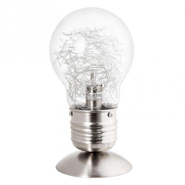 Lámpara Sobre Mesa Bulb