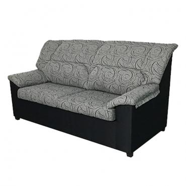 Sofa Maxi 3 plazas gris.
