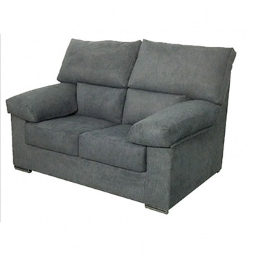 Sofa Paris 2 plazas gris