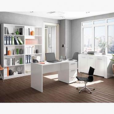 Coleccion despacho blanco