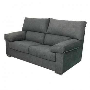 Sofa Paris 3 plazas gris