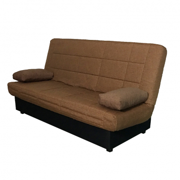 Sofa cama marrón