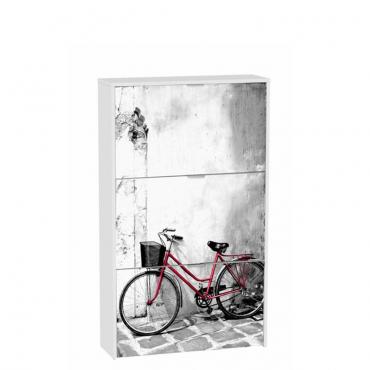 Zapatero bici 3 abatibles