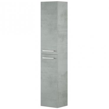 Columna baño Cemento suspendida 2 puertas