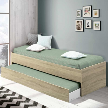 Cama nido Tibet color cambrian
