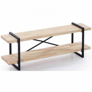 Mesa Tv Plank roble nordish salvaje ixndustrial